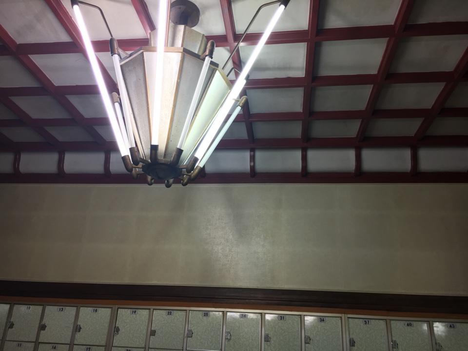 折り上げ格天井